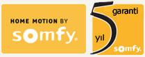 Somfy Motor Garanti Süreleri
